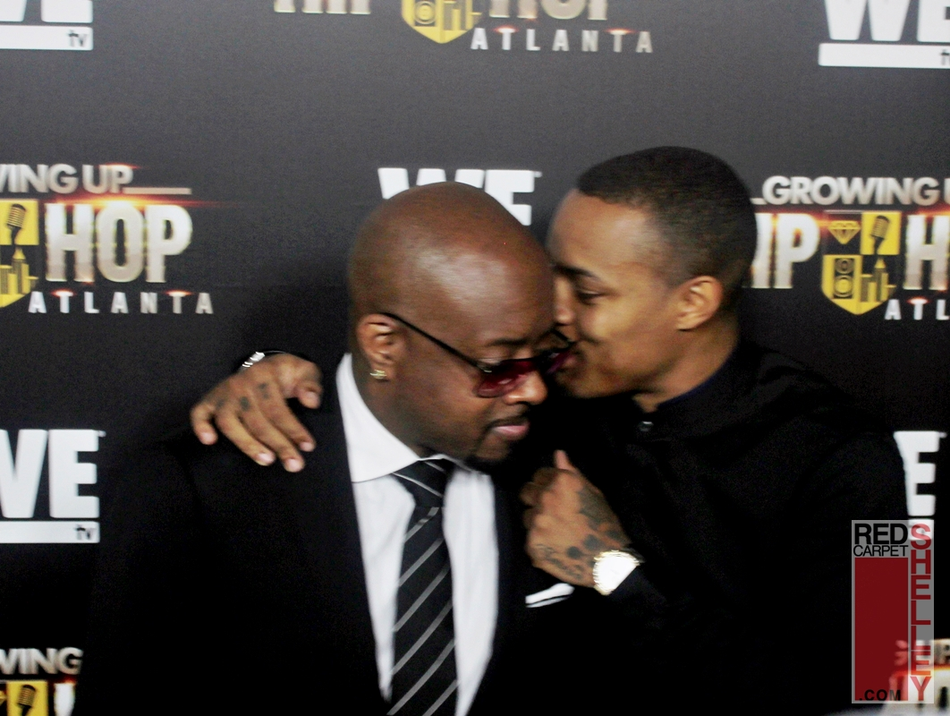 Jermaine Dupri and Bow Wow share a secret!