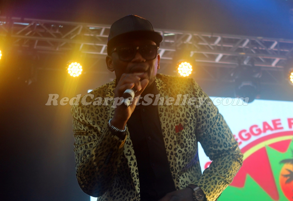Busy Signal at Groovin' in the Park 2017