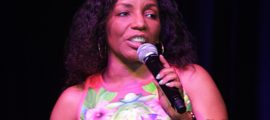 Stephanie Mills. PHOTO: Red Carpet Shelley
