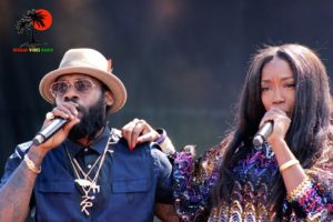 Tarrus Riley and Estelle