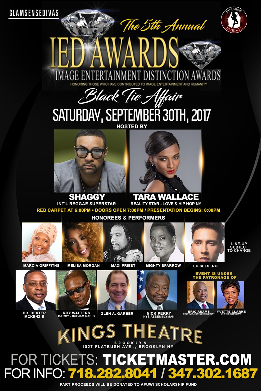 5th annual image entertainment distinction ied awards sat sept