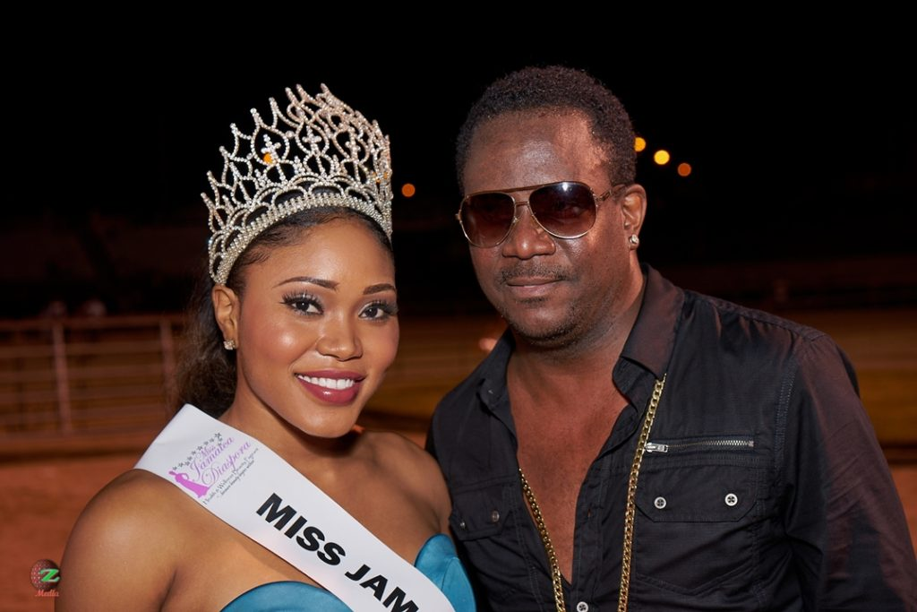 Miss Jamaica Diaspora Racquel Service with Devonte. PHOTO: Zeriba Media