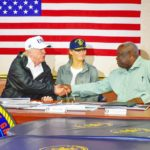 WATCH: U.S. Virgin Islands Governor Mapp Talks Recovery With President Trump