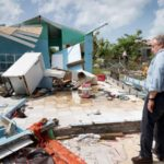 UN chief urges global solidarity after visit to hurricane-stricken Barbuda