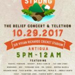 Caribbean Strong Relief Concert and Telethon SUN, Oct 29 in Antigua