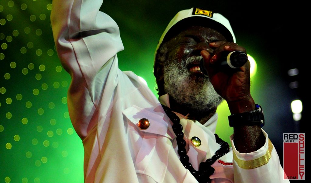 Freddie McGregor PHOTO: redcarpetshelley.com