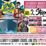 Legends of Dancehall & Reggae  Promise a Historic Event Aboard the  Love and Harmony Cruise