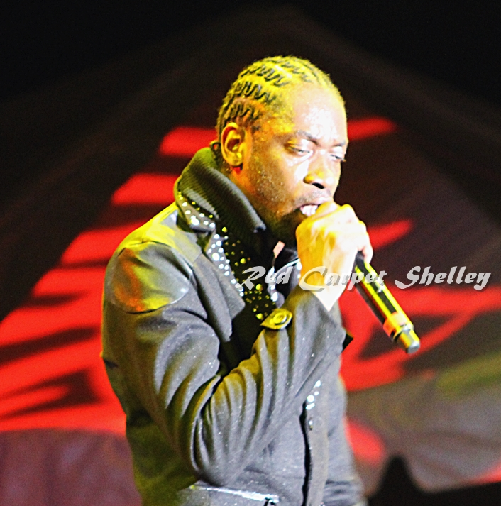 Bounty Killer Reggae Sumfest 2012. Photo: Redcarpetshelley.com