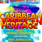 Red Carpet Shelley Returns to Host Atlanta 2018 Opening Reception for Caribbean American Heritage Month