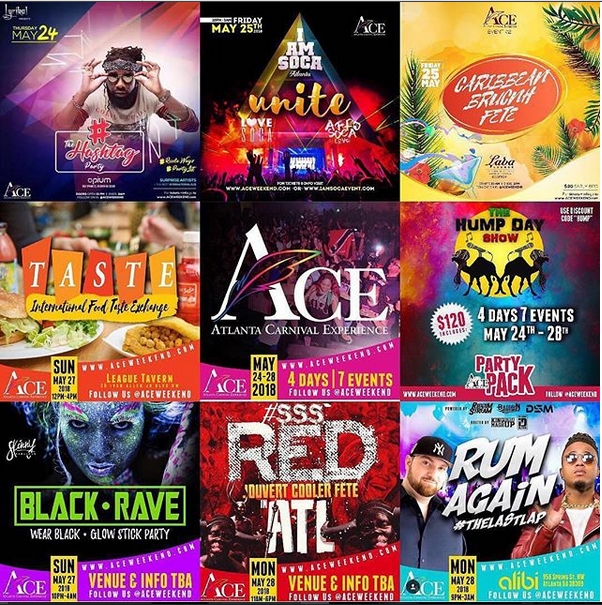 CLICK HERE FOR YOUR ACE WEEKEND TICKETS!!