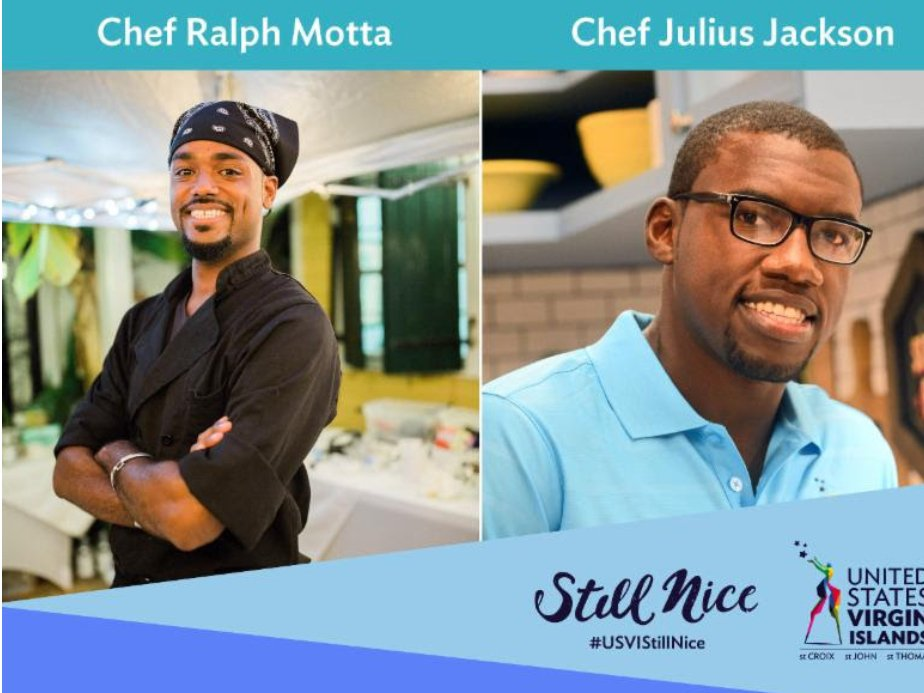 Virgin Islander chefs are heading to Dallas this weekend