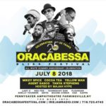KING YELLOWMAN AMONG STARS BOOKED FOR NYC ORACABESSA FESTIVAL