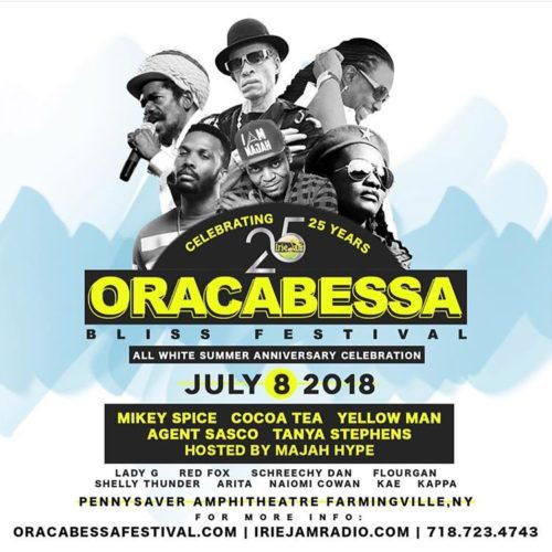 Oracabessa Bliss Festival