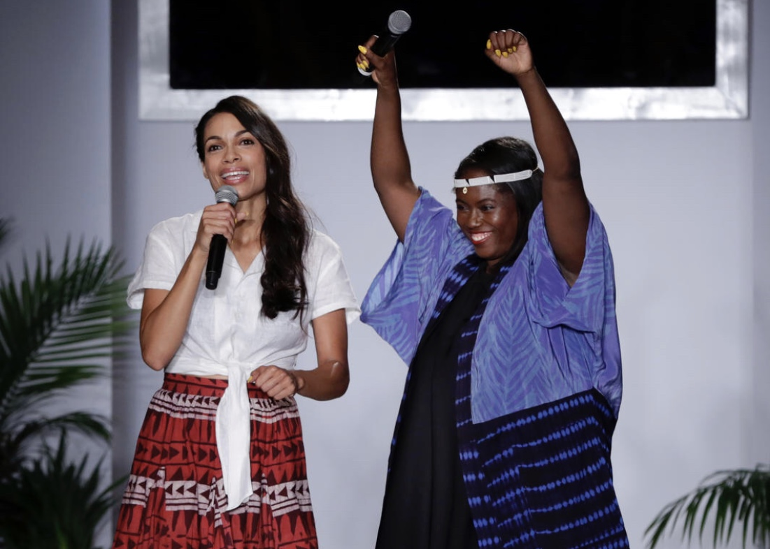 Studio 189 Co-Founders Rosario Dawson and Abrima Erwiah