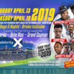 Beres Hammond Meets The Manhattans Aboard The Love and Harmony Cruise 2019
