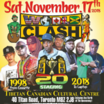 The Famed World Clash Culminates 20th Anniversary in Canada
