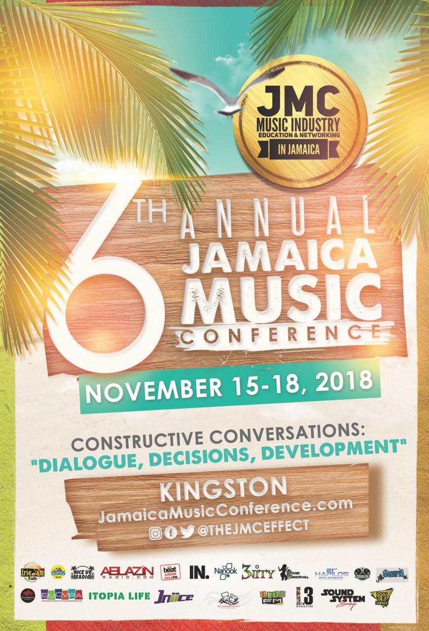 Jamaica Music Conference 2018