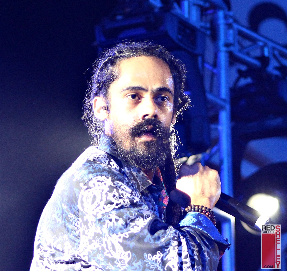 Damian Marley - Welcome to Jamrock Cruise 2018 (PHOTO: Red Carpet Shelley)