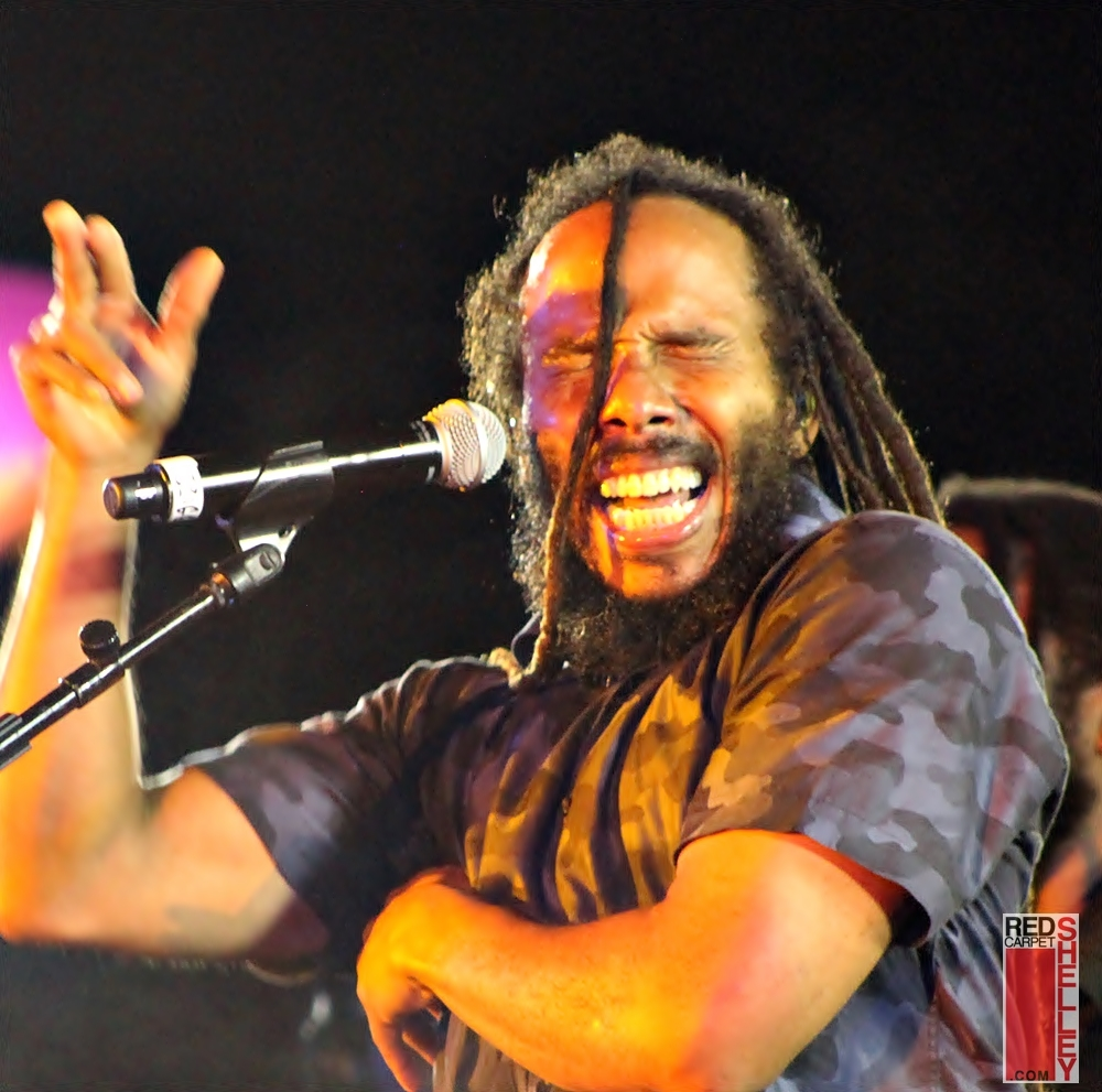 Ziggy Marley (Photo: Red Carpet Shelley)