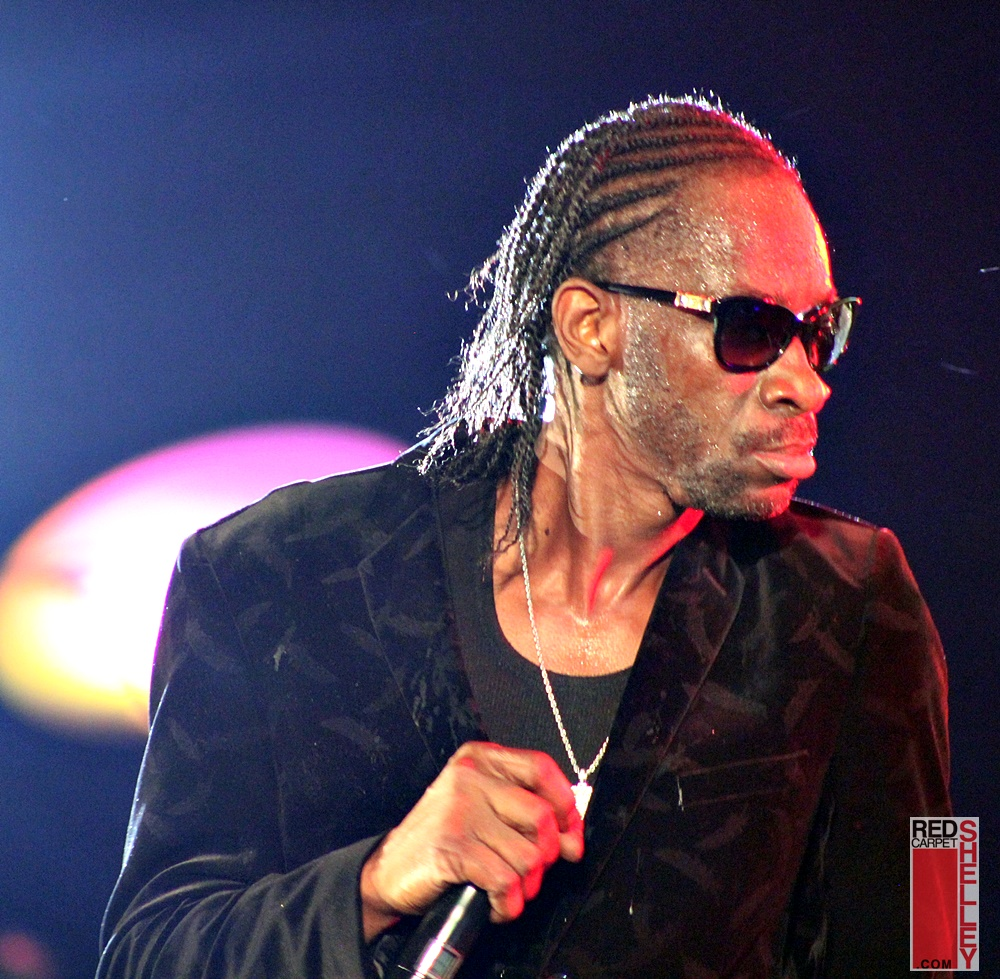 Bounty Killer - Welcome to Jamrock Cruise 2018 (PHOTO: Red Carpet Shelley)