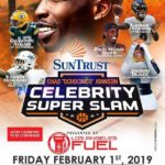 "Suntrust Chad ""Ocho Cinco"" Johnson Celebrity Superslam Charity Basketball Game – Feb 1"