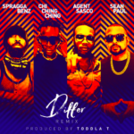 """VIDEO – Spragga Benz, Sean Paul, Agent Sasco & Chi Ching Ching Drop """"Differ (Remix)"""" Out Now"""
