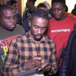 CHRISTOPHER MARTIN VISITS NEW YORK SCHOOLS FOR THE #NODISRESPECT CAMPAIGN