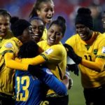 Reggae Girlz World Cup Send-off Celebration