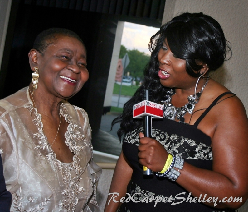 Calypso Rose and Red Carpet Shelley