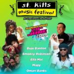 The 23rd Annual St. Kitts Music Festival Jam Packed with A-List Performers