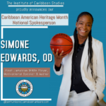 FIRST JAMAICAN WNBA PLAYER TO SERVE AS NATIONAL SPOKESPERSON FOR CARIBBEAN AMERICAN HERITAGE MONTH