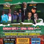 14th Annual Grace Atlanta Caribbean Jerk Festival Takes Place Sunday, Sept 1