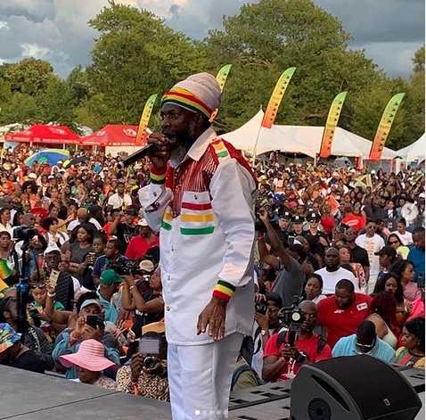 Capleton Photo: Capletonmusic, Instagram