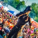 Mr. Killa performs during Atlanta Dekalb Carnival 2019